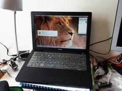 Welcome, MacBook!